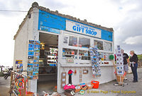 Lizard Point gift shop