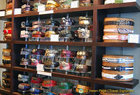 Elliot Rhodes has over 200 belts for all dress occasions