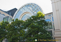 The Paul Hamlyn Hall is also commonly known as the Floral Hall