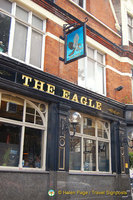 The Eagle Pub