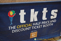 TKTS - The official half price ticket booth