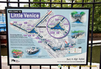 Map of Little Venice