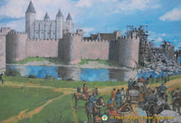 Tower of London during medieval times