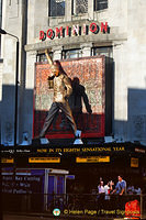 Dominion Theatre playing 'We Will Rock You' for the 8th year