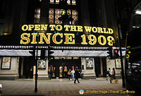 Selfridges - open since 1909