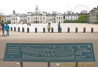 A panoramic view - Horse Guards Parade