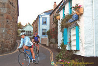 Cycling through Mousehole