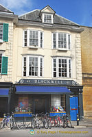 Blackwells bookstore