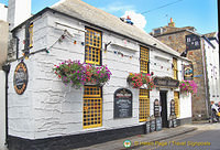 The Admiral Benbow Inn at 46 Chapel Street