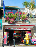 Harbour amusements