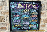 Life music at the Lifeboat