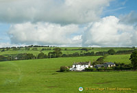 Cornwall countryside