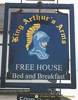 King Arthur's Arms