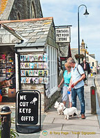 Tintagel Pet Food Store