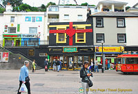 Fleet Street is the shopping street in Torquay
