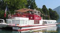 Annecy boat cruises