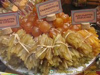 Candied fruits - a specialty from Carpentras
