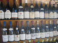 Beaune wines