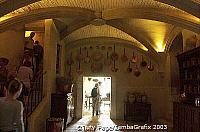 Chateau de Chenonceau  kitchen [Chateaux Country - The Loire - France]