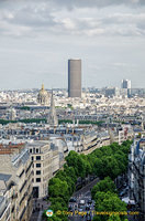 View of Montparnasse Tower