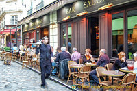 Cafes, bars and restaurants in Saint-Germain-des-Prés