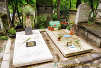 Grave of Claude Chabrol, French film director