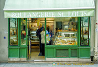 Boulangerie St Louis at 80 rue Saint-Louis en l'Île