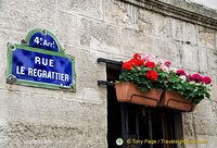 Rue le Regrattier