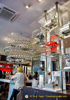 Illy Café in Paris