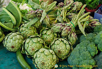 Artichokes - a favourite french vegetable