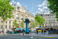 Place Baudoyer in the 4th arrondissement
