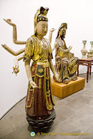 Guanyin, the bodhisattva associated with compassion