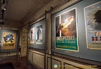 The Musée de la Publicité has some 100,000 posters from the 18th century to the present