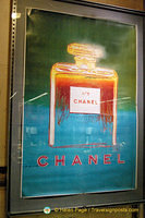 Chanel No. 5 advertisement