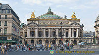 Palais Garnier - Paris's grand opera house