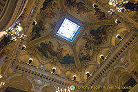 Palais Garnier - ceiling paintings