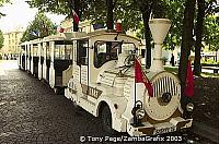Le Petit Train - Rouen [Rouen - France]