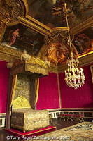 Designed by Charles Le Brun and dedicated to god Apollo