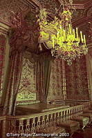 The Queen's Apartment consists of four rooms