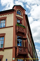 An attractive Bamberg building