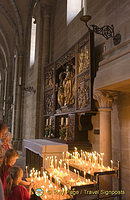 Bamberg Cathedral altar