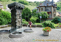 Doctorbrunnen or Doctor Fountain
