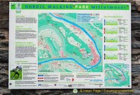 Information about the Nordic Walking Park in Mittelmosel