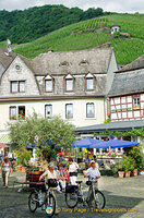 Cycling around the Moselle valley - a popular way to see the region