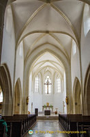 Nave of Grabkirche