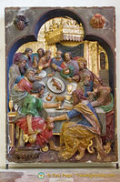 Grabkirche artwork - The Last Supper?