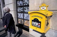 Deutsche Post - German mail box