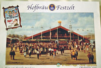Picture of the Hofbrau Festzelt