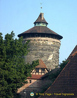 Old City Wall tower