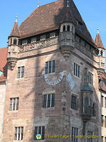 Nassauer Haus - once the home of aristocrats